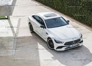 The Mercedes-AMG GT 4-Door Coupe is Here, and it's Basically a CLS With More Power - image 772209