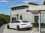 The Mercedes-AMG GT 4-Door Coupe is Here, and it's Basically a CLS With More Power - image 772213