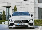 The Mercedes-AMG GT 4-Door Coupe is Here, and it's Basically a CLS With More Power - image 772216