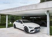 The Mercedes-AMG GT 4-Door Coupe is Here, and it's Basically a CLS With More Power - image 772217