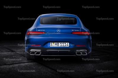 2019 Mercedes-AMG GT 4-Door Coupe - image 772175