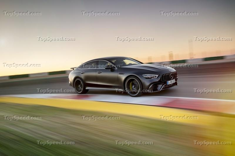 2019 Mercedes-AMG GT 4-Door Coupe Exterior Wallpaper quality - image 772223
