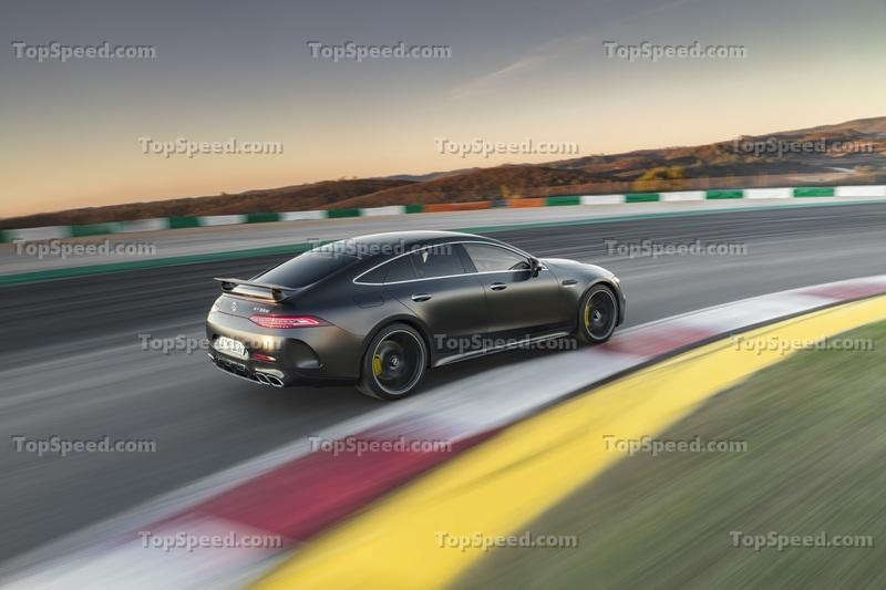 The Mercedes-AMG GT 4-Door Coupe is Here, and it's Basically a CLS With More Power Exterior Wallpaper quality - image 772226