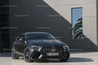 2019 Mercedes-AMG GT 4-Door Coupe - image 772237