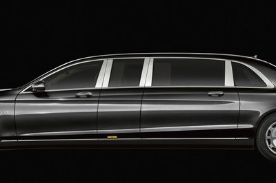 2019 Mercedes-Maybach Pullman - image 774065