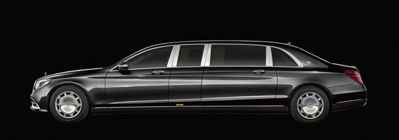 2019 Mercedes-Maybach Pullman