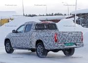 Does this Mercedes X-Class Mule Point to a new US Competitor for the Chevy Colorado and Ford Ranger? - image 773818