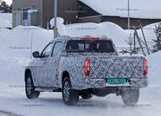 Does this Mercedes X-Class Mule Point to a new US Competitor for the Chevy Colorado and Ford Ranger? - image 773820
