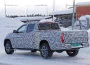 Does this Mercedes X-Class Mule Point to a new US Competitor for the Chevy Colorado and Ford Ranger? - image 773822