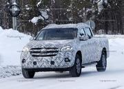 Does this Mercedes X-Class Mule Point to a new US Competitor for the Chevy Colorado and Ford Ranger? - image 773810