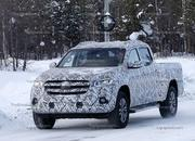 Does this Mercedes X-Class Mule Point to a new US Competitor for the Chevy Colorado and Ford Ranger? - image 773811