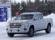 Does this Mercedes X-Class Mule Point to a new US Competitor for the Chevy Colorado and Ford Ranger? - image 773812