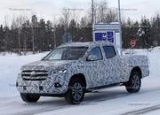 Does this Mercedes X-Class Mule Point to a new US Competitor for the Chevy Colorado and Ford Ranger? - image 773813