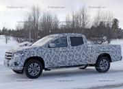 Does this Mercedes X-Class Mule Point to a new US Competitor for the Chevy Colorado and Ford Ranger? - image 773814