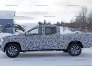 Does this Mercedes X-Class Mule Point to a new US Competitor for the Chevy Colorado and Ford Ranger? - image 773816