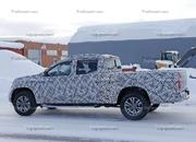 Does this Mercedes X-Class Mule Point to a new US Competitor for the Chevy Colorado and Ford Ranger? - image 773817