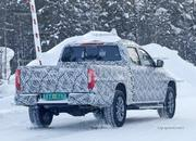 Does this Mercedes X-Class Mule Point to a new US Competitor for the Chevy Colorado and Ford Ranger? - image 773809