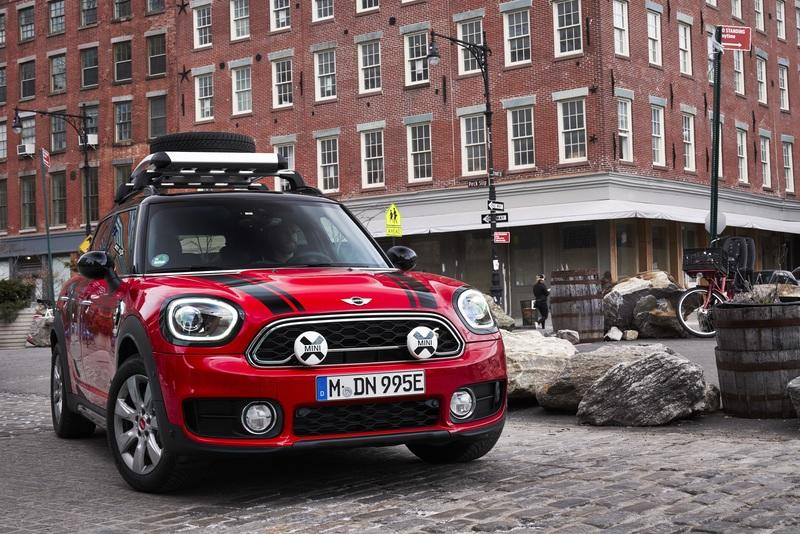 MINI Countryman Panamericana Plug-In Hybrid Is Ready To Go The Distance