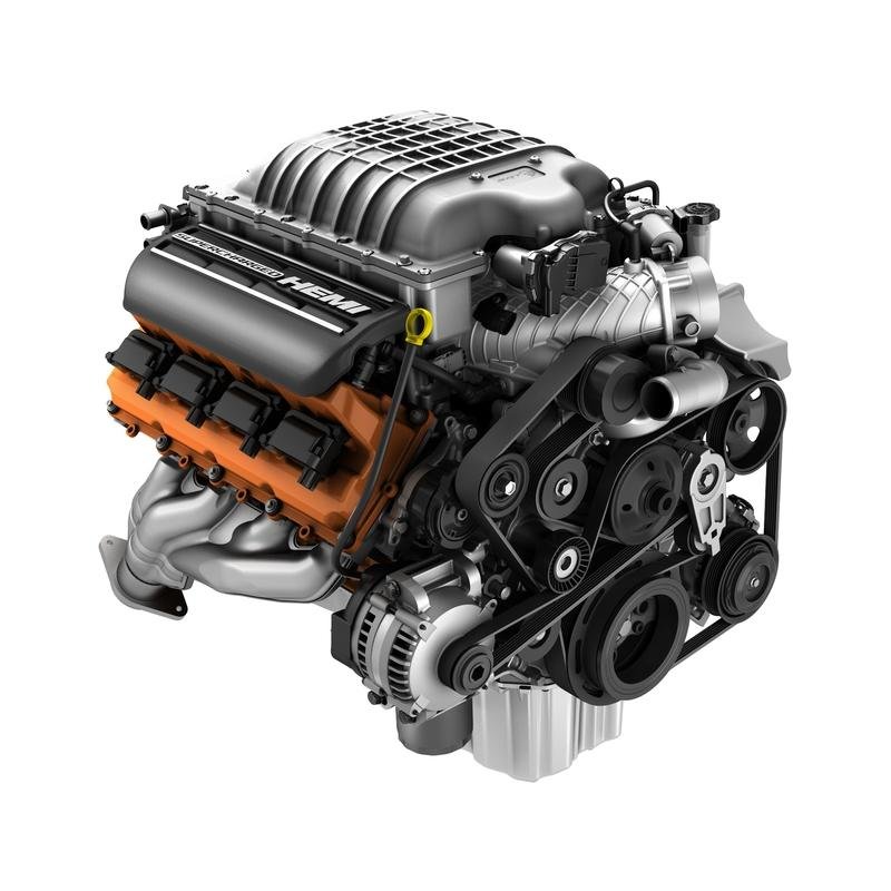 Mopar Pro Shop is Selling A Hellcat Engine for Less Than $15,000!