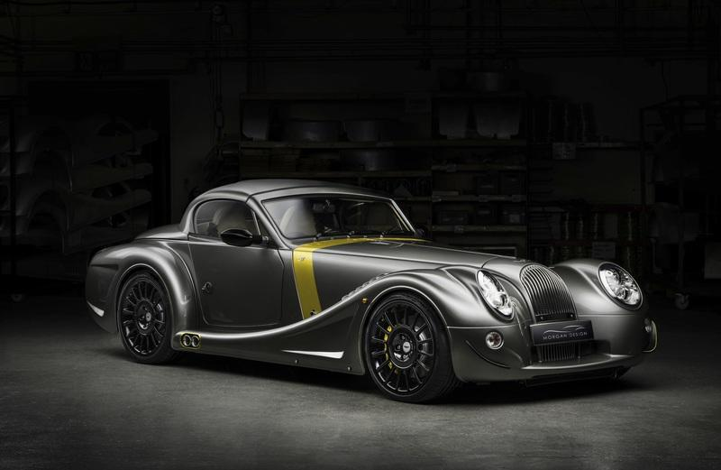Morgan Ends Production of the Aero 8 with Gorgeous, Le Mans-inspired Model
