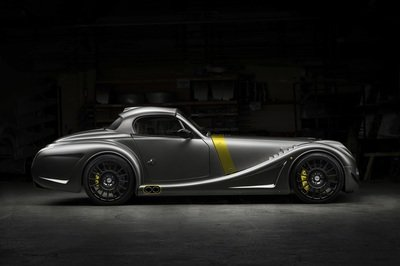 Morgan Ends Production of the Aero 8 with Gorgeous, Le Mans-inspired Model - image 771867