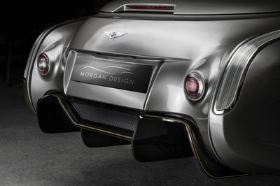 Morgan Ends Production of the Aero 8 with Gorgeous, Le Mans-inspired Model - image 771868