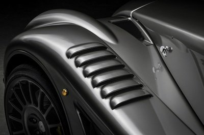 Morgan Ends Production of the Aero 8 with Gorgeous, Le Mans-inspired Model - image 771869