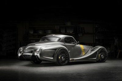 Morgan Ends Production of the Aero 8 with Gorgeous, Le Mans-inspired Model - image 771865