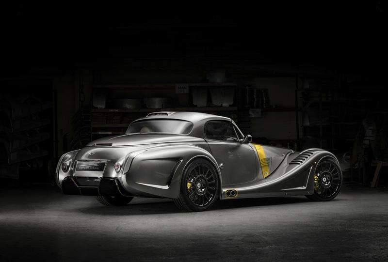 Morgan Ends Production Of The Aero 8 With Gorgeous Le Mans Inspired Model Exterior