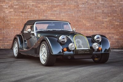 2018 Morgan Plus 8 50th Anniversary Edition - image 771888