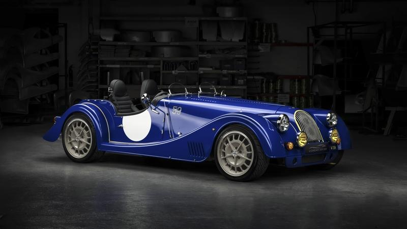 Morgan Celebrates 50 Years of its Most Iconic Model with Special Plus 8 Edition