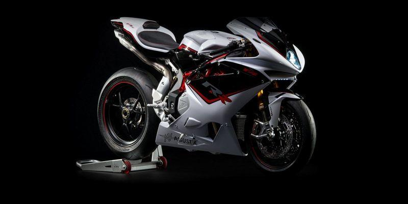"MV Agusta is bidding adieu to the F4 with a limited ""Claudio"" edition - image 774080"
