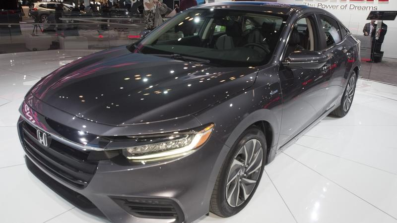 New Honda Insight Has Better Fuel Economy than Toyota Prius and Chevrolet Volt