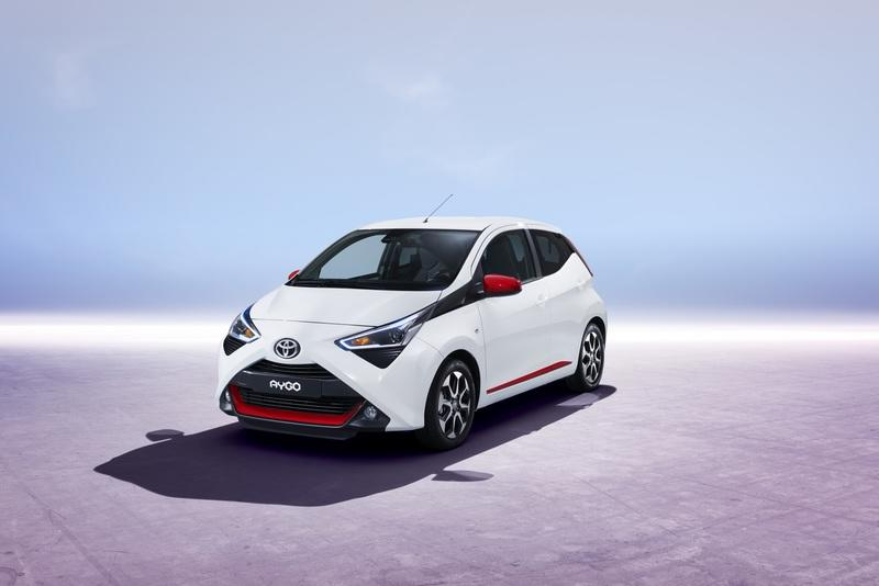 New Toyota Aygo Can Overtake the VW Up! and Hyundai i10 in Europe but Has Little Chance Against Fiat