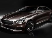 Kia's Teaser of the Next-Gen K900 Shows Us A Sign Of What's To Come - image 773068
