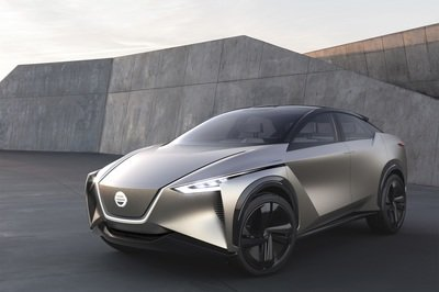 Nissan Redefines Laziness by Slapping a Kuro Badge on the IMx Concept - image 772768