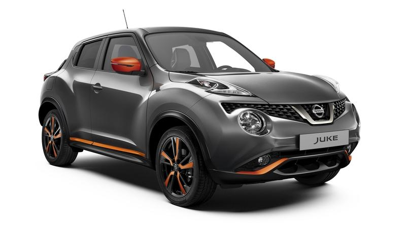 Nissan Surprises Us With an Update to the Aging Juke, Effectively Extending its Lifespan a Few More Years