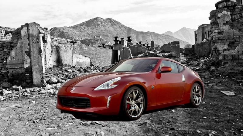 Nissan To Produce 370Z Until The End Of Time