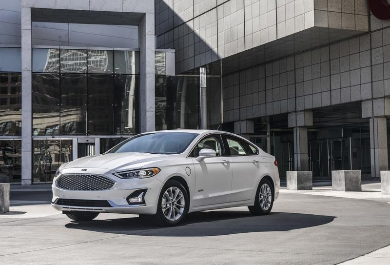 Ford Wants to Take on Subaru With a Sport Wagon Named Fusion