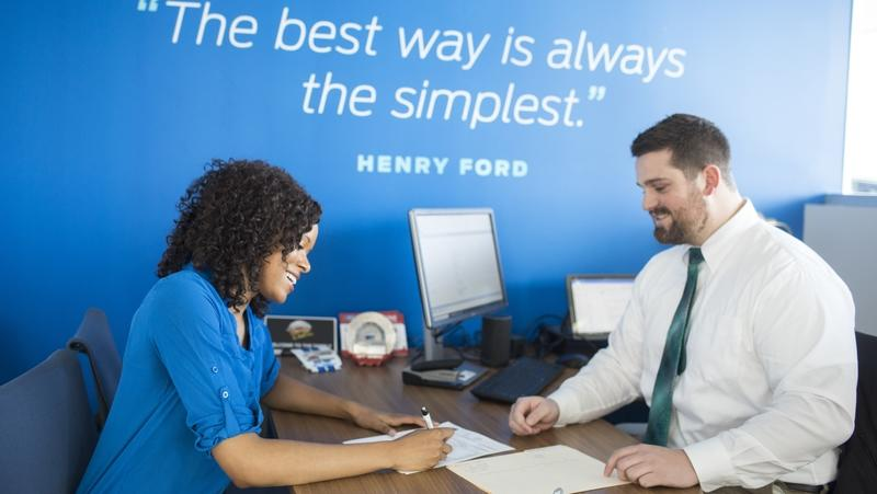 Online Car Shopping Is Coming And Ford Is Ready To Roll With New Service