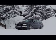 Petrolicious Features A '90s Audi Wagon That's Ready To Hit The Slopes - image 773361