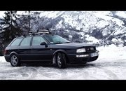 Petrolicious Features A '90s Audi Wagon That's Ready To Hit The Slopes - image 773363