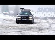 Petrolicious Features A '90s Audi Wagon That's Ready To Hit The Slopes - image 773365