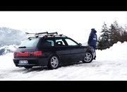 Petrolicious Features A '90s Audi Wagon That's Ready To Hit The Slopes - image 773360