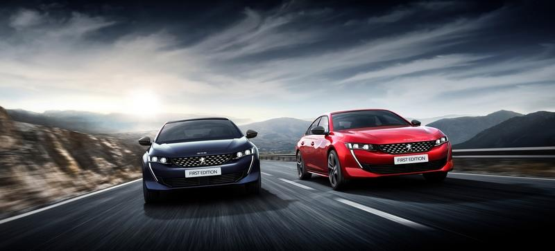Peugeot 508 First Edition Shows its Teeth in Geneva; Sets its Sights on the Volkswagen Passat