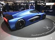 The Pininfarina H2 Speed Evolves from Simple Concept to Full-Blown, Hydrogen-Powered Racecar - image 772704