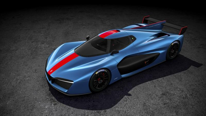 2019 Pininfarina H2 Speed