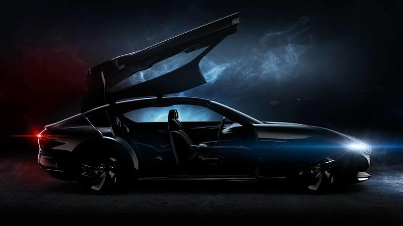 Pininfarina Teases its Geneva-Bound HK-GT 2+2 Two-Door Coupe