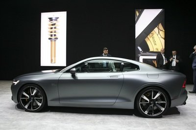 Polestar 1 Reservation Books Open With a Tesla-like Policy - image 772880