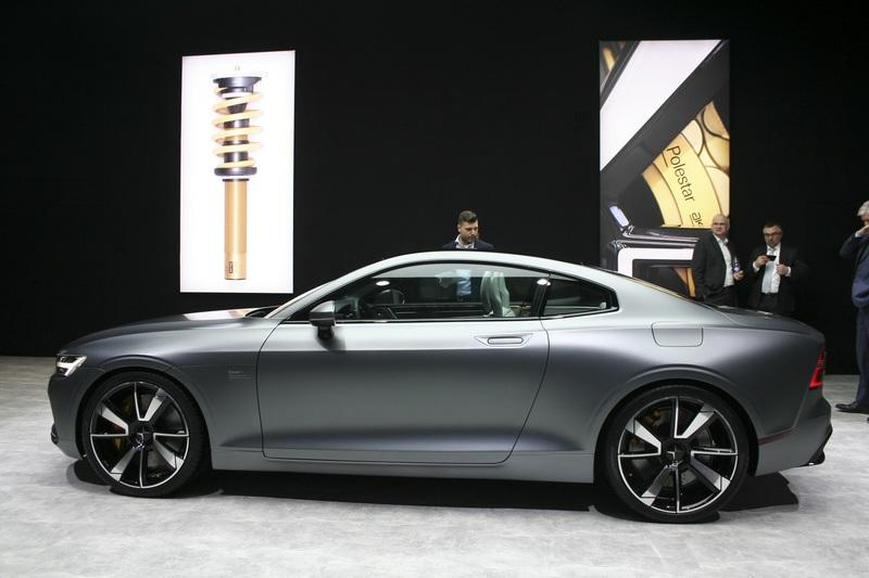 Is the Polestar 1 Plug-In Hybrid really priced at $155,000?